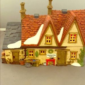 Heritage Village collection department 56